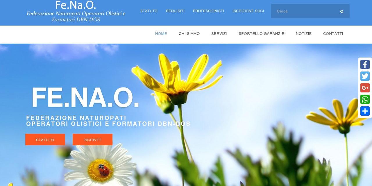 sito web fenao
